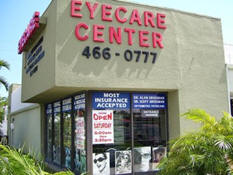 Grossman Eye Center in North Miami Florida